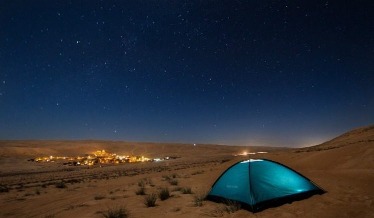 These 5 Beautiful Oman Travel Destination Photos Will Surely Make You Want To Visit The Country - Overnight Safari Trip In Wahiba Sands