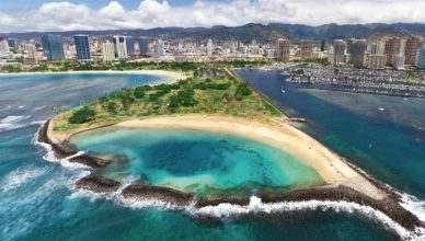 Hawaii Travel Photos - Check Out Some Awesome Pics From No. 1 The Travel Destination | Photo By : AirPano Official Website