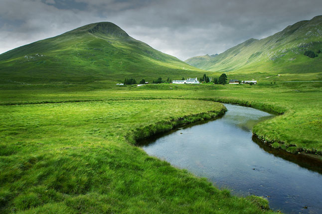 2017 Most Searched Travel Destination In World - Scottish Highlands, Scotland | Photo Credits: Owner