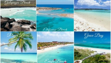 2017 World Top 10 Beaches According To TripAdvisor