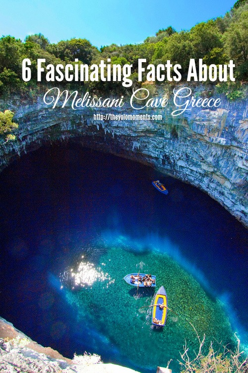 6 Fascinating Facts About Melissani Cave Greece - Kefalonia Tour
