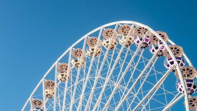 5 Fast Facts About Big-O Ferris Wheel Tokyo Japan