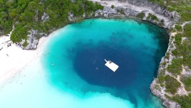 7 Interesting Facts About Deans Blue Hole Bahamas