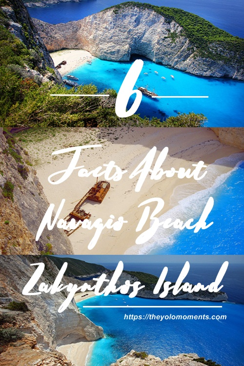 Facts About Navagio Beach Zakynthos Greece - The Yolo Moments