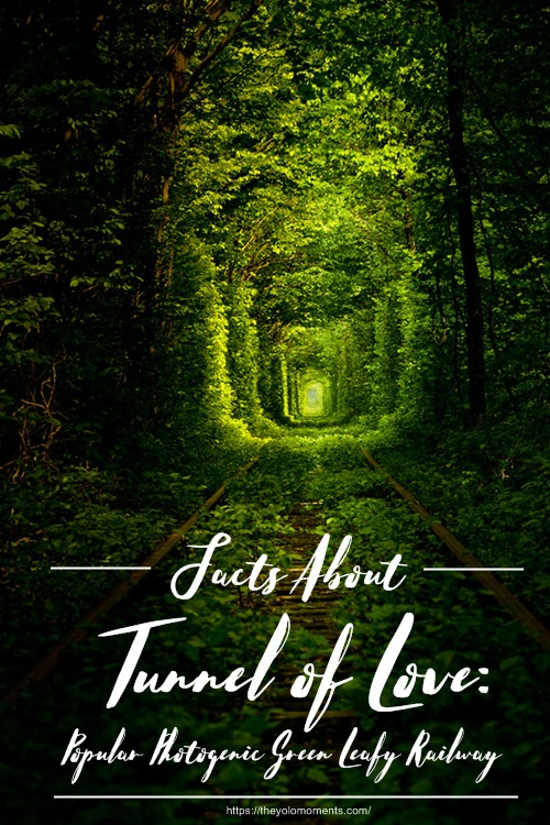 Tunnel of Love Facts Ukraine - The Yolo Moments