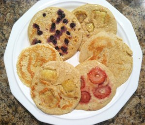 WIAW – Protein Pancakes