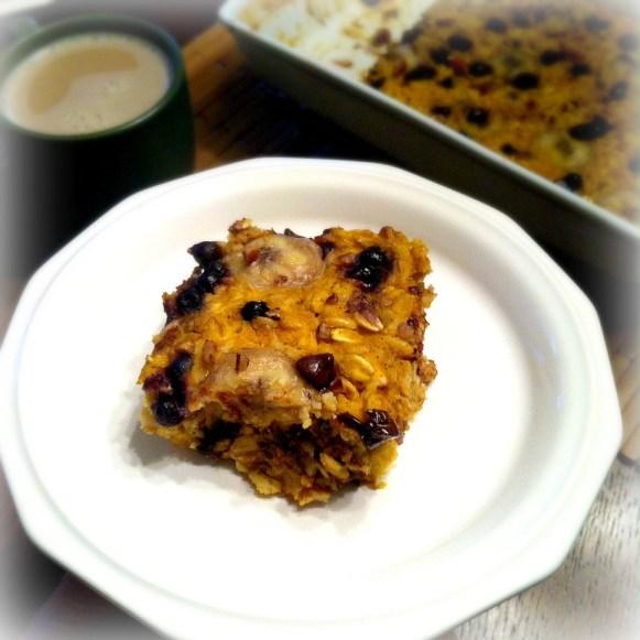 pumpkin oatmeal bake2