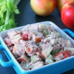 Skinny Greek Yogurt Tuna Salad
