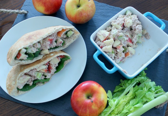 Healthy Greek Yogurt Tuna Salad