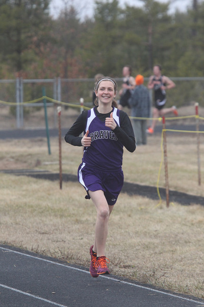running the 2 mile