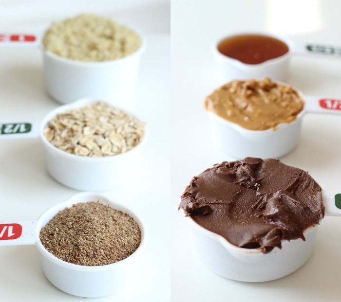 ingredient collage