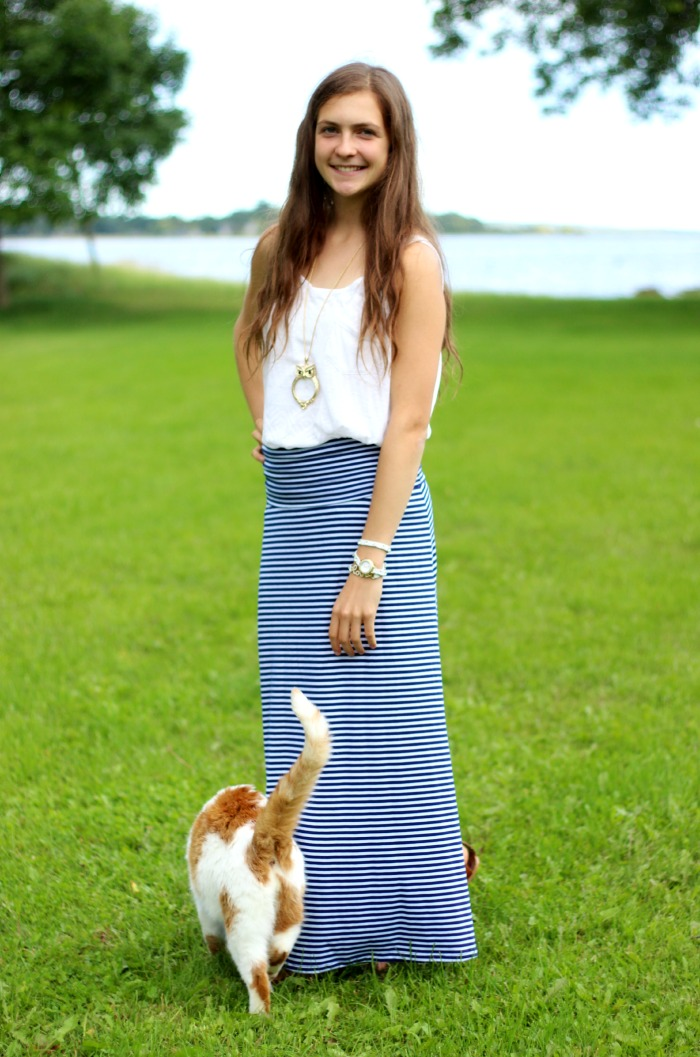 adorable maxi sirt