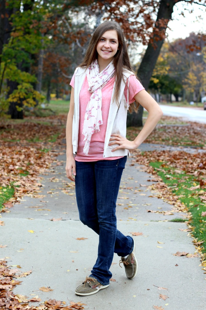 breast cancer awareness outfit