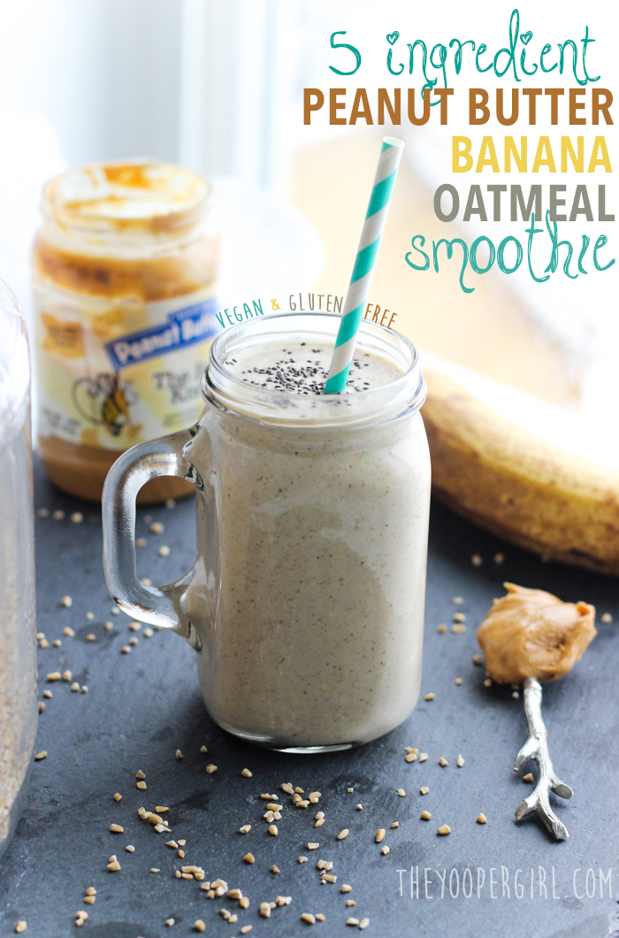 5-ingredient-peanut-butter-banana-oatmeal-smoothie