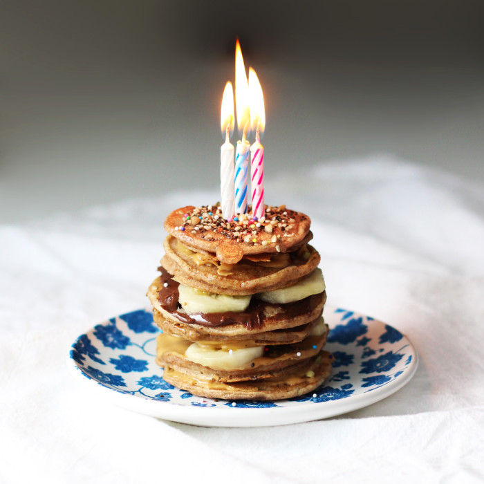 birthday-pancakes