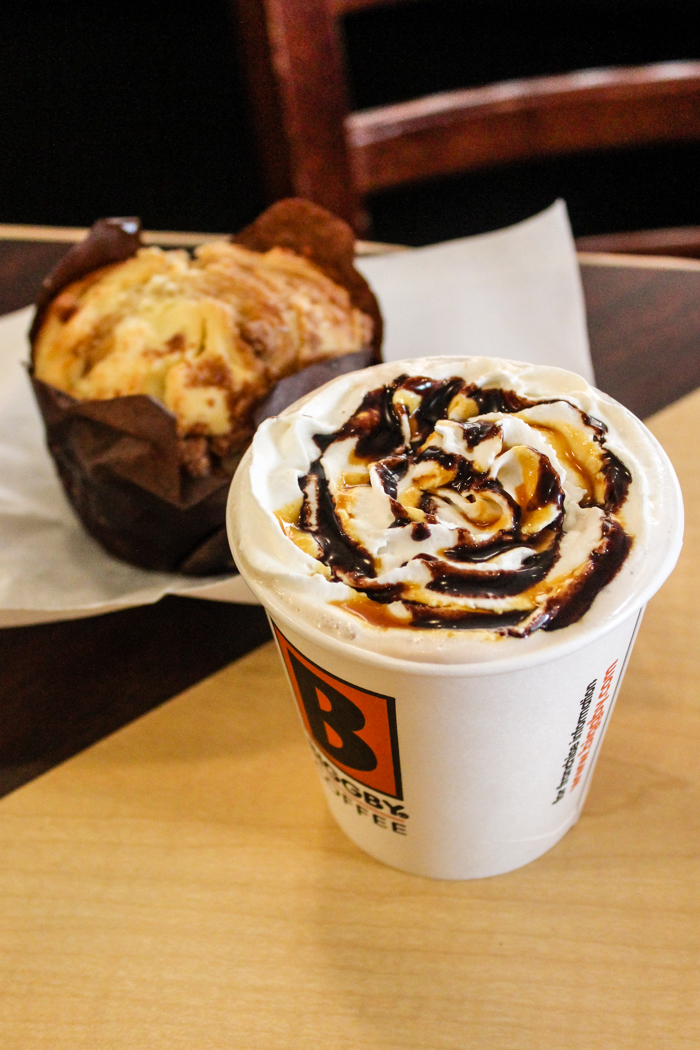 biggby coffee muffin