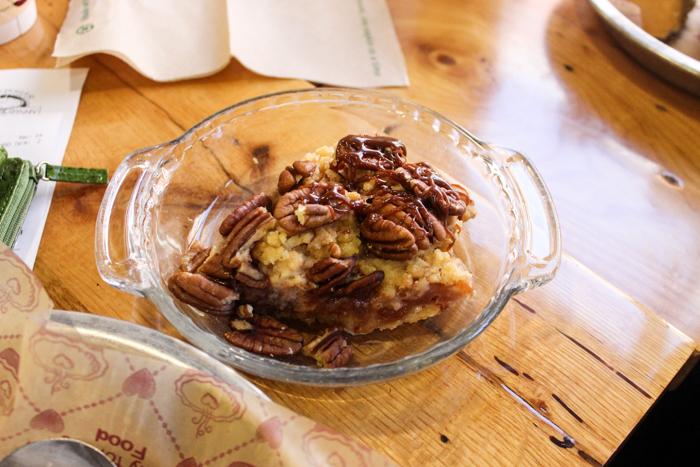 grand traverse caramel apple pie