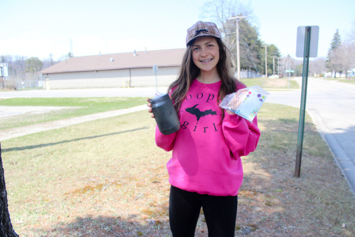 the yooper girl geocaching