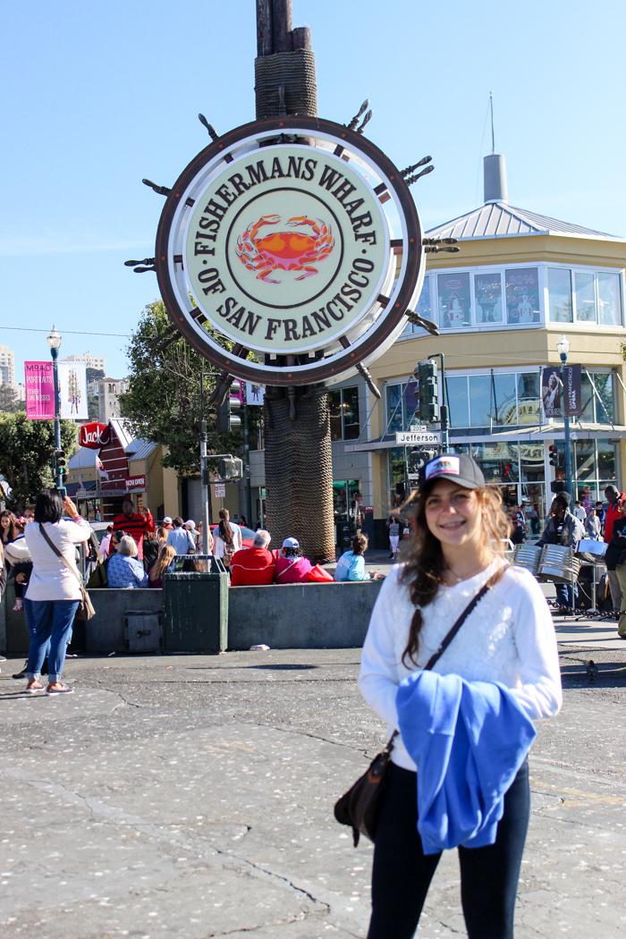 leigha fisherman's wharf