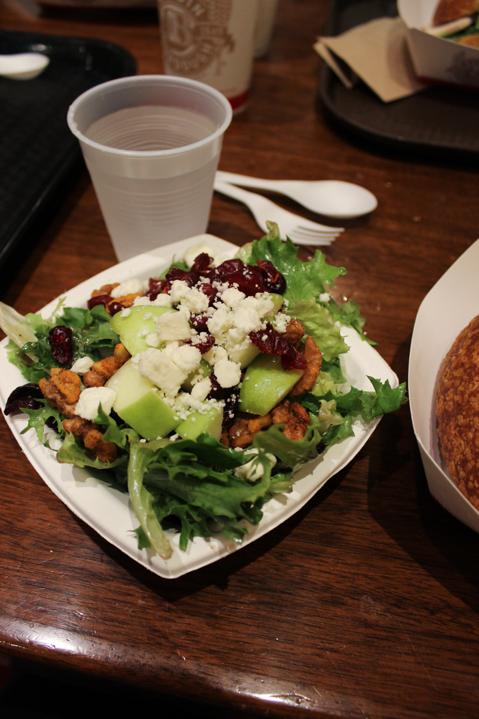 boudin salad