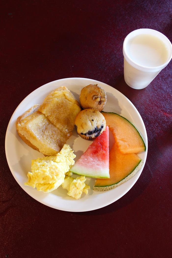breakfast after 25k