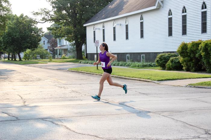 leigha running