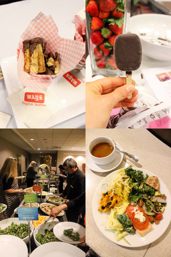blogher day 1 snacks