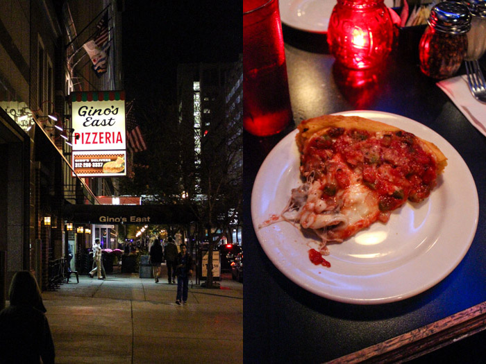 ginos east pizza chicago