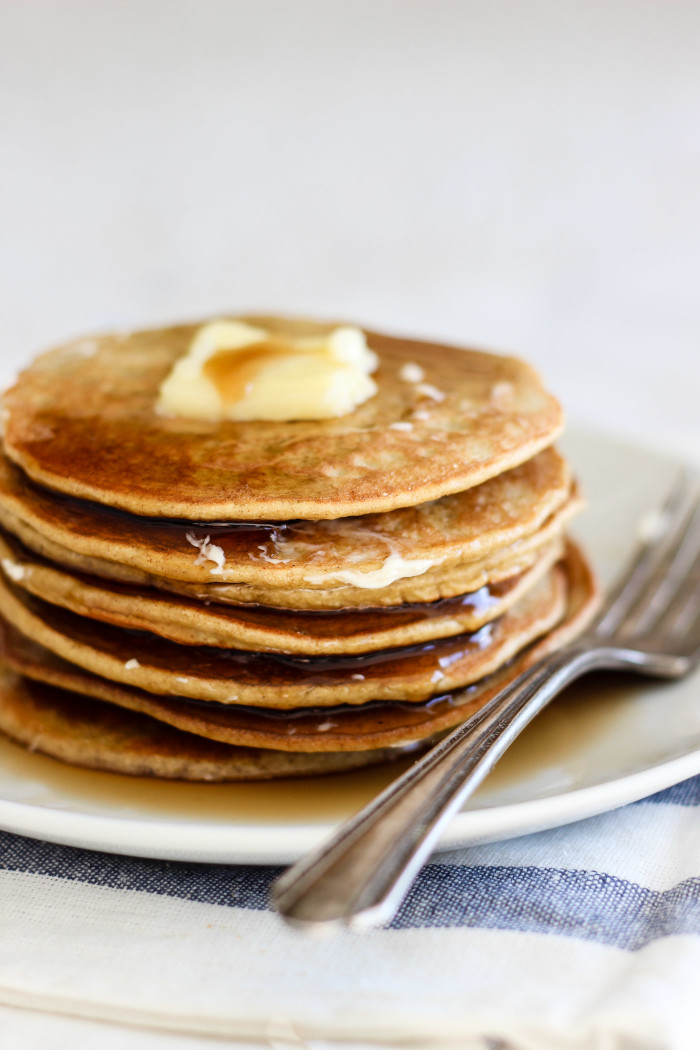 Gluten Free Coconut Flour Pancakes on The Yooper Girl