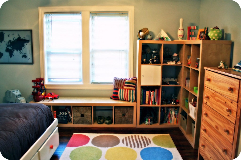 decorating a child's bedroom