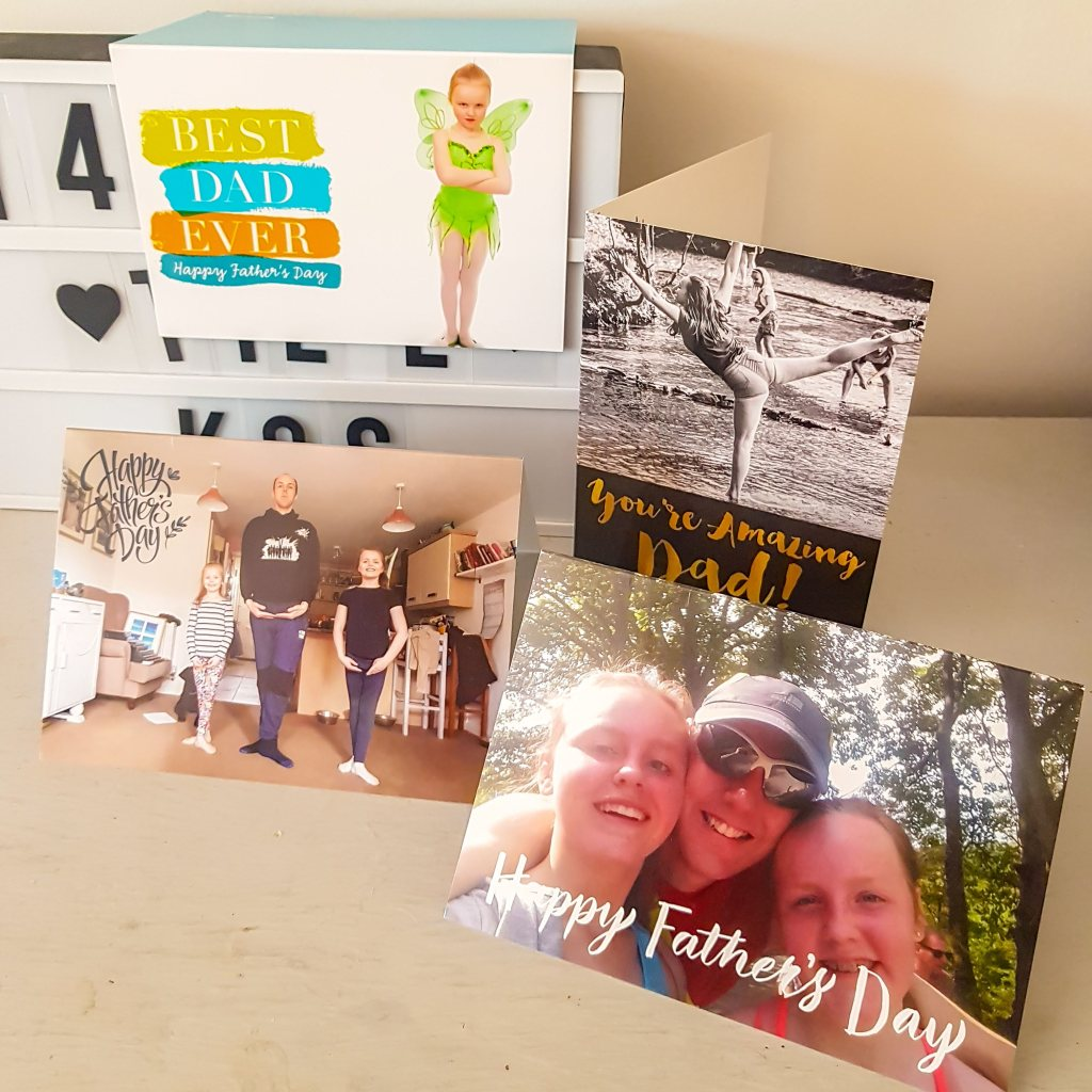 Truprint Father's Day cards