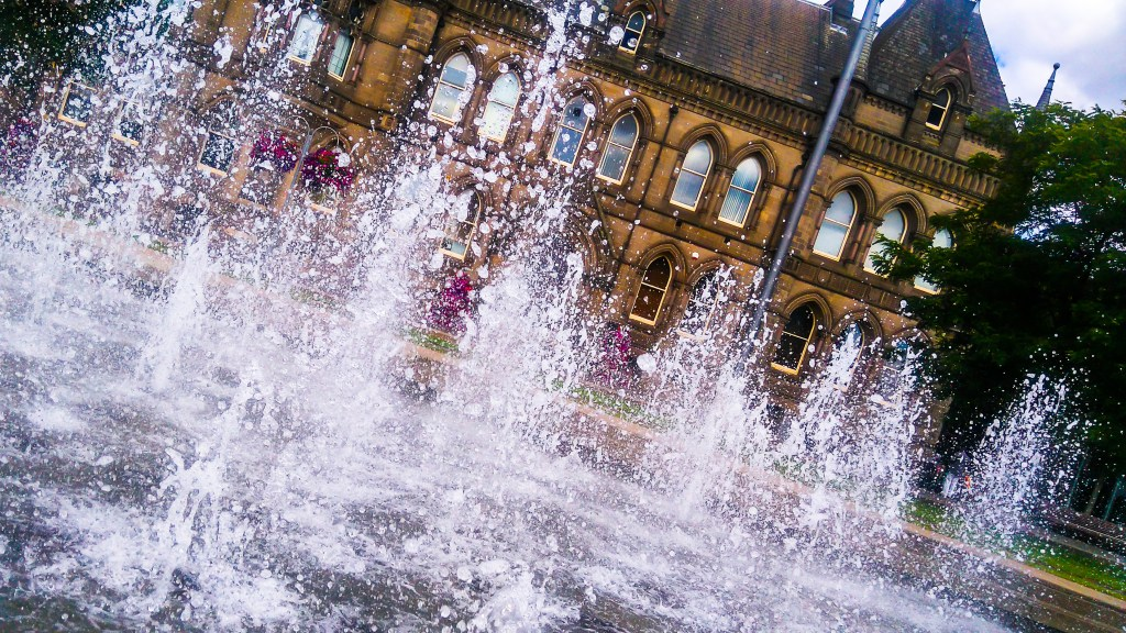 water fountains in Middlesbrough