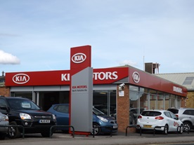 North Yorkshire Kia