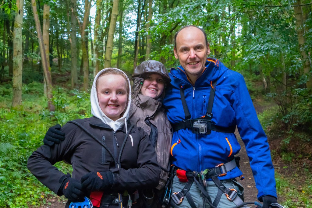 GoAp in Dalby Forest Revisited | The Yorkshire Dad of 4