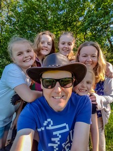 The Yorkshire Dad of Four
