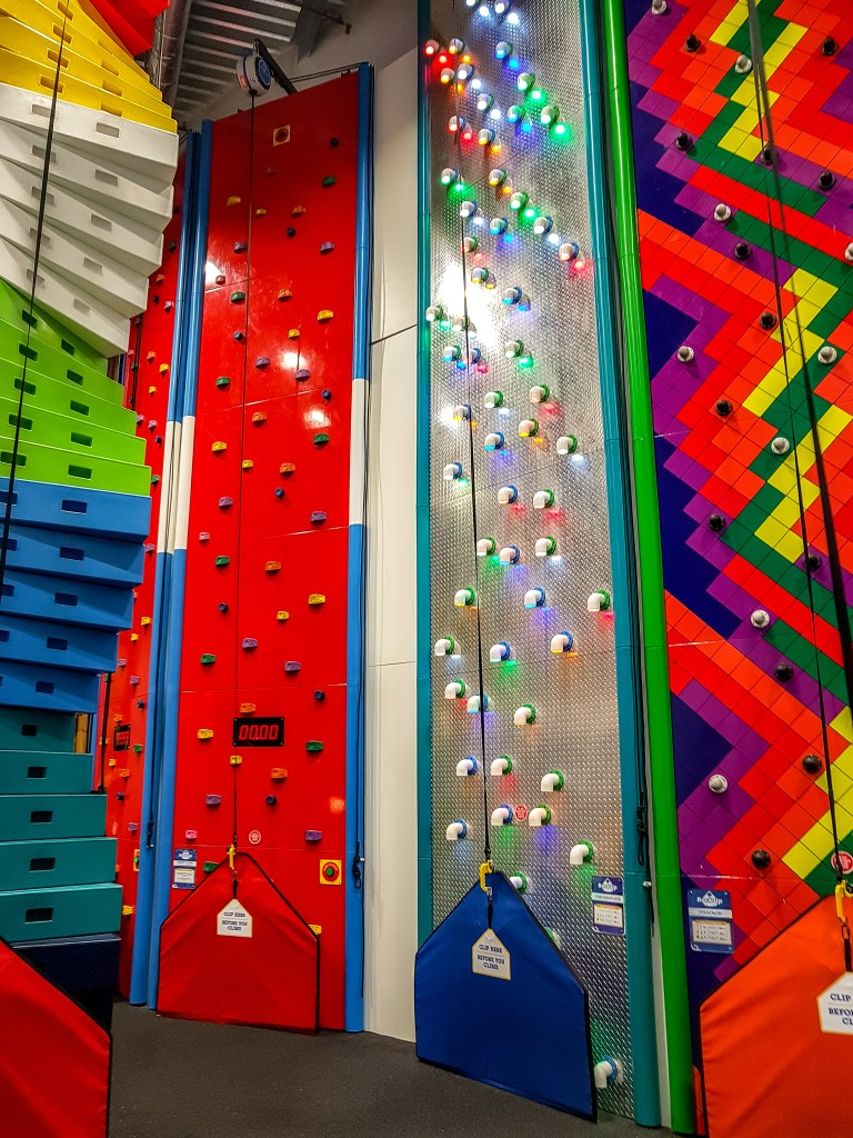 Rock Up Hull indoor rock climbing