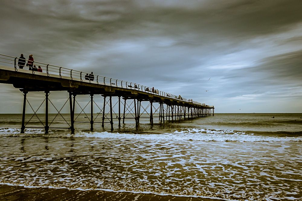 Saltburn-by-the-Sea pier