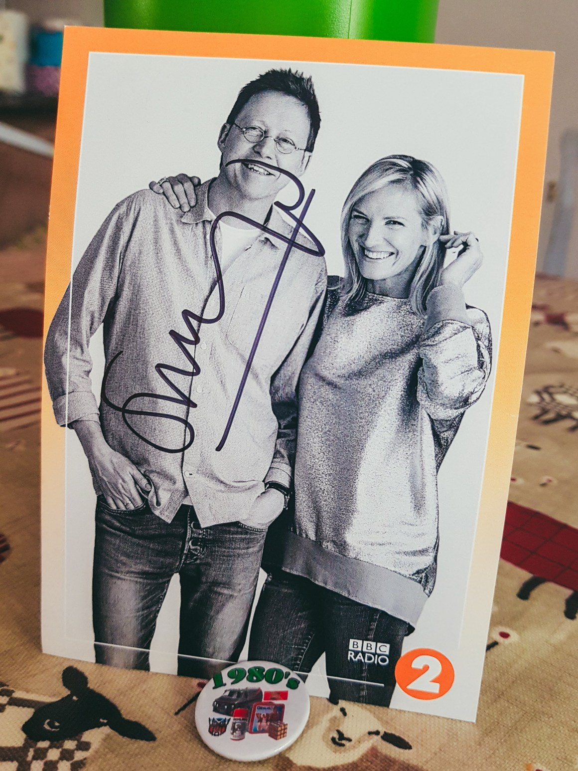 BBC Radio 2, Simon Mayo, Jo Whiley, The Yorkshire Dad of Four