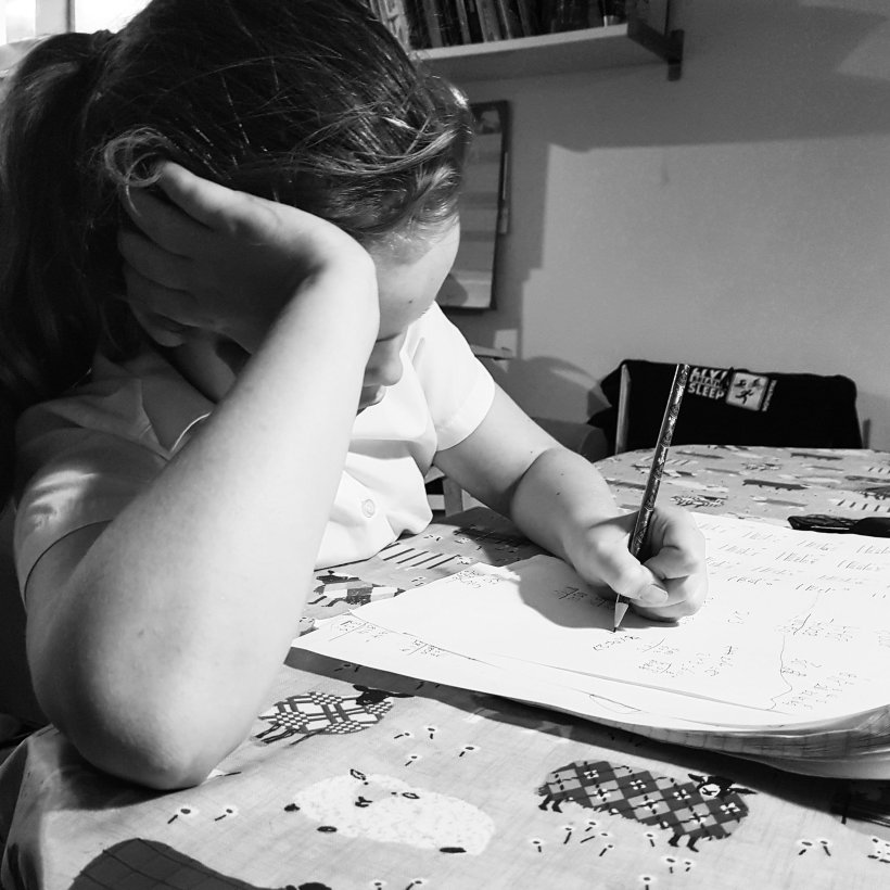 Tackling Year 5 Maths Homework | The Yorkshire Dad of 4