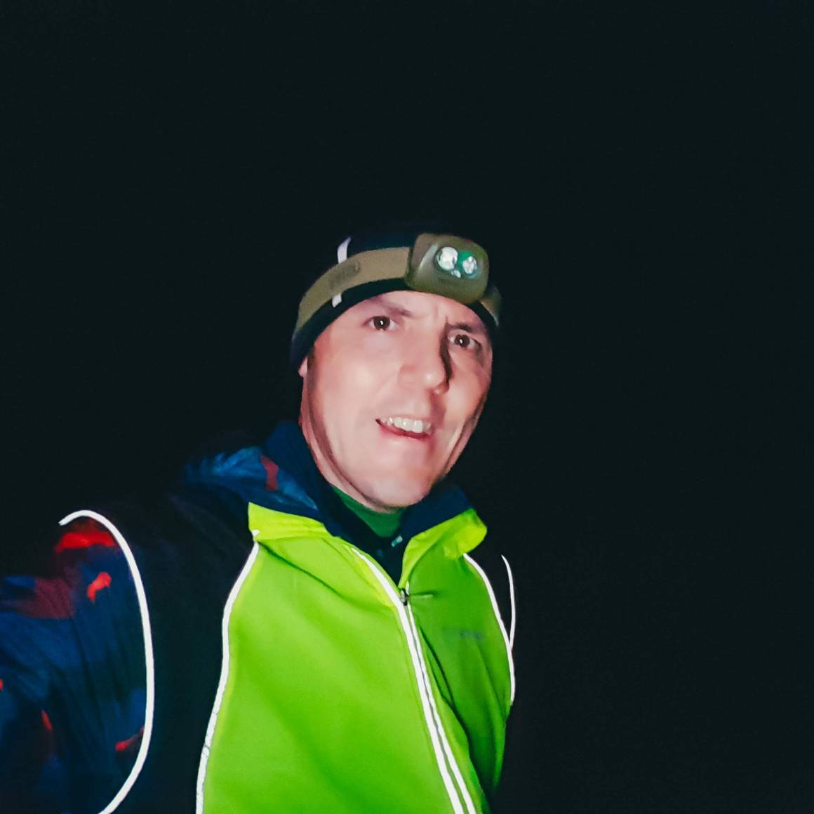 running in the dark - the Yorkshire dad of 4