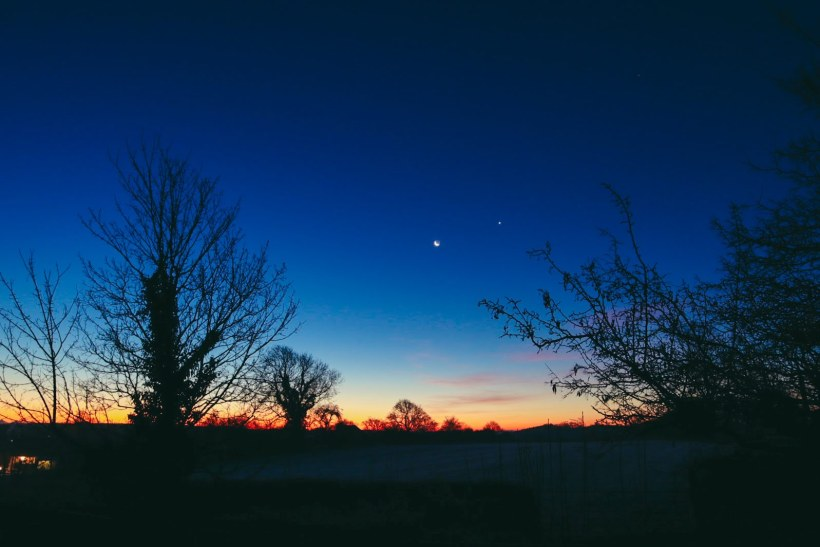 Running Under the Stars | The Yorkshire Dad of 4