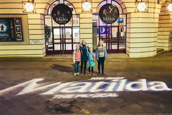 Matilda the Musical - UK Tour - Review | Alhambra Theater Bradford | The Yorkshire Dad of 4