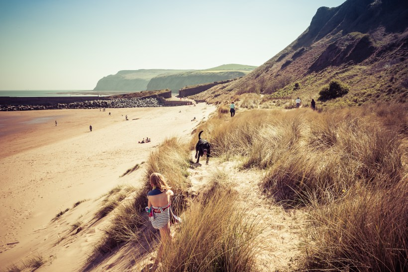 Cattersty Sands The Hidden Gem of Skinningrove | The Yorkshire Dad of 4