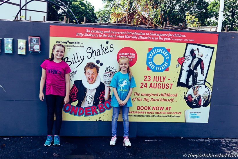 Billy Shakes: Wonderboy! (Review) | The Yorkshire Dad of 4