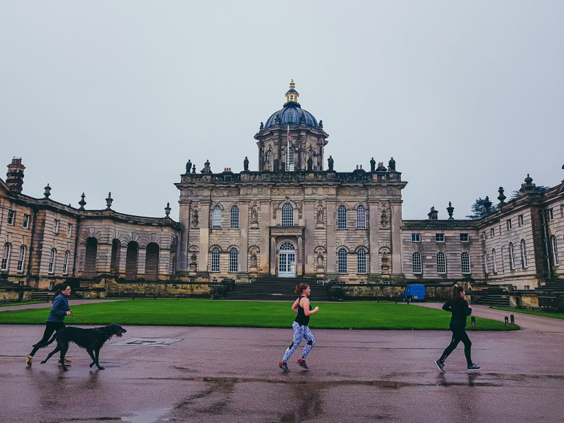 Castle Howard Park Run | The Yorkshire Dad of 4