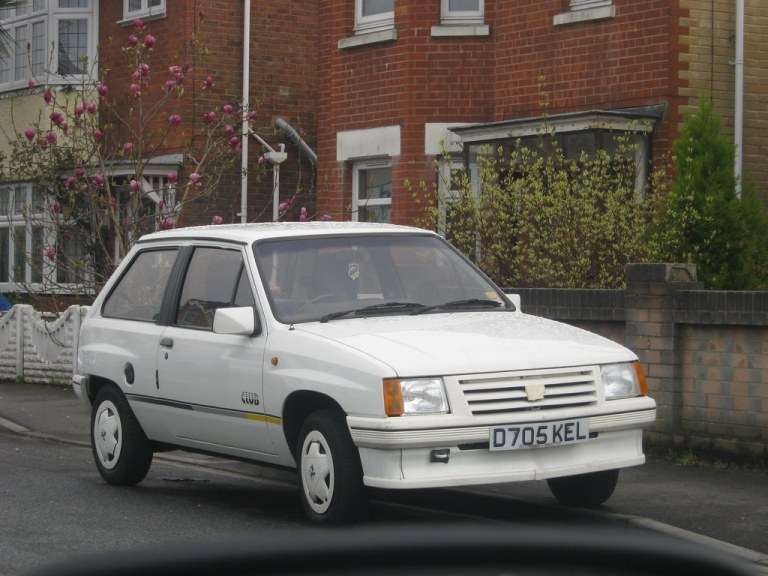 Vauxhall Nova Club | The Yorkshire Dad of 4