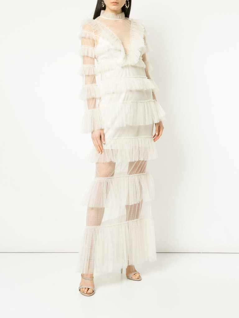 alice mccall white wedding dress fashion style bridal designer runway