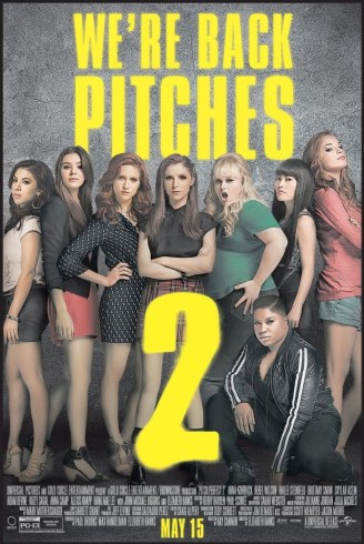 PITCH PERFECT 2 color small