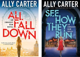 Embassy Row covers