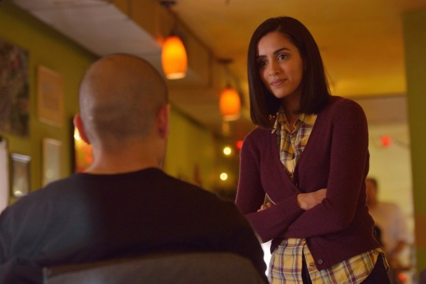 """THE STRAIN -- """"The Silver Angel"""" -- Episode 204 (Airs August 2, 10:00 pm e/p) Pictured: Parveen Kaur as Aanya Gupta. CR: Michael Gibson/FX"""